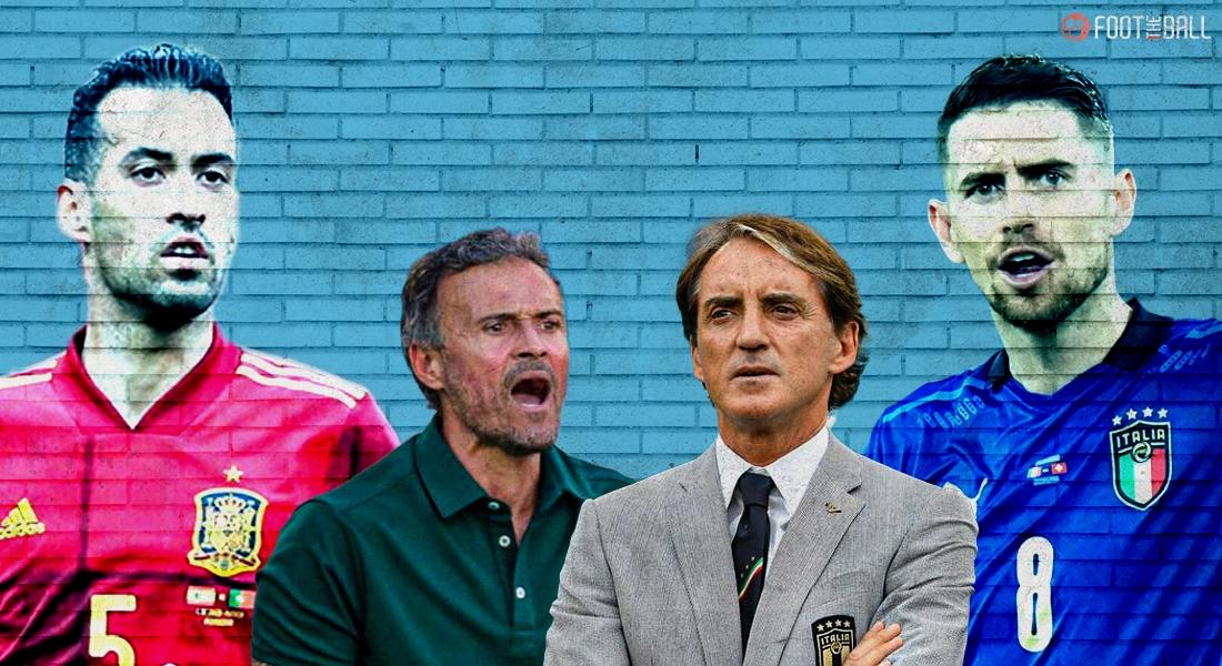 Tổng quan 2 cặp Bán kết Euro 2020
