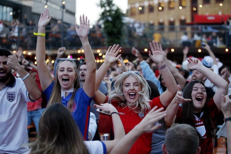 Chung kết Euro 2020: Wembley trước giờ G