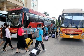 108 cán bộ, sinh viên Đại học Y Dược Hải Phòng đến Bình Dương hỗ trợ chống dịch Covid-19
