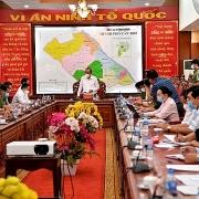 Phó Thủ tướng Thường trực Trương Hòa Bình kiểm tra công tác phòng, chống dịch Covid-19 tại Cần Thơ