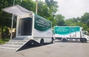 Phân bổ 63 xe chuyên dụng phục vụ tiêm chủng lưu động cho các sở y tế trong cả nước