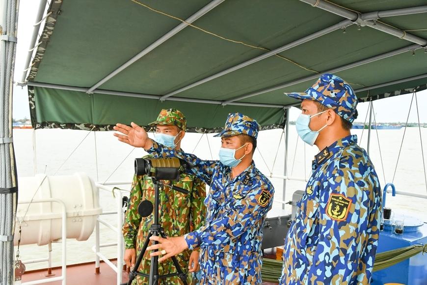 Quân khu 7, Quân khu 9 đồng hành cùng nhân dân phòng chống dịch Covid-19