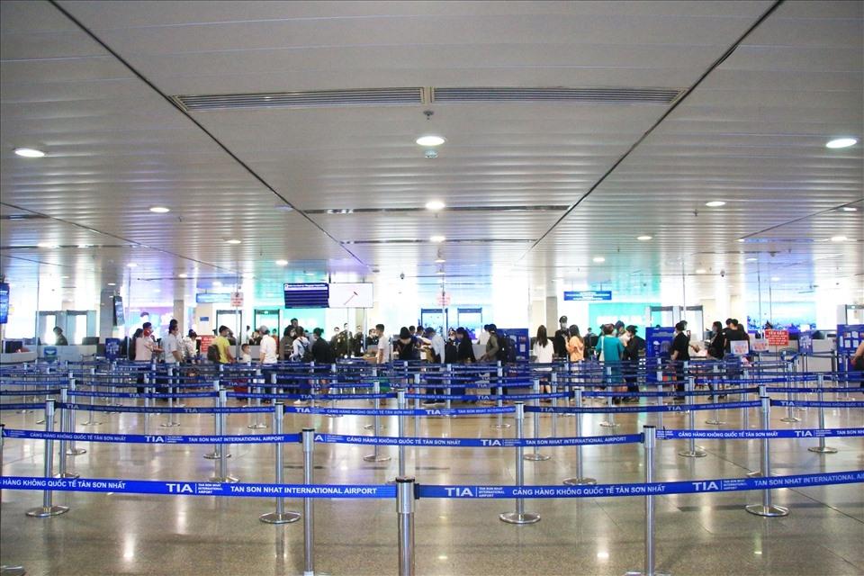 Cục Hàng không Việt Nam đề xuất dừng đường bay giữa các địa phương đang giãn cách