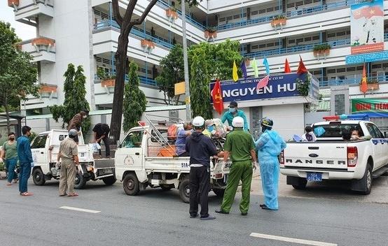 Tin tức Covid-19 ngày 23/8: TP HCM đưa toàn bộ người lang thang, cơ nhỡ vào nơi ổn định tạm thời