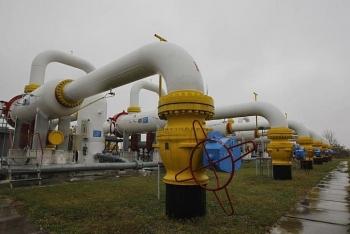 Gazprom giảm lượng khí đốt vận chuyển qua Ukraine đầu năm 2021