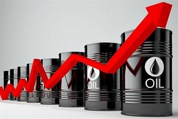 Giá dầu Brent vượt mốc 56 USD /thùng (lần đầu tiên kể từ ngày 25/2/2020)