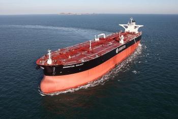 Công ty đóng tàu Hàn Quốc kiếm khoản tiền lớn từ đơn đặt tàu chở dầu của châu Âu
