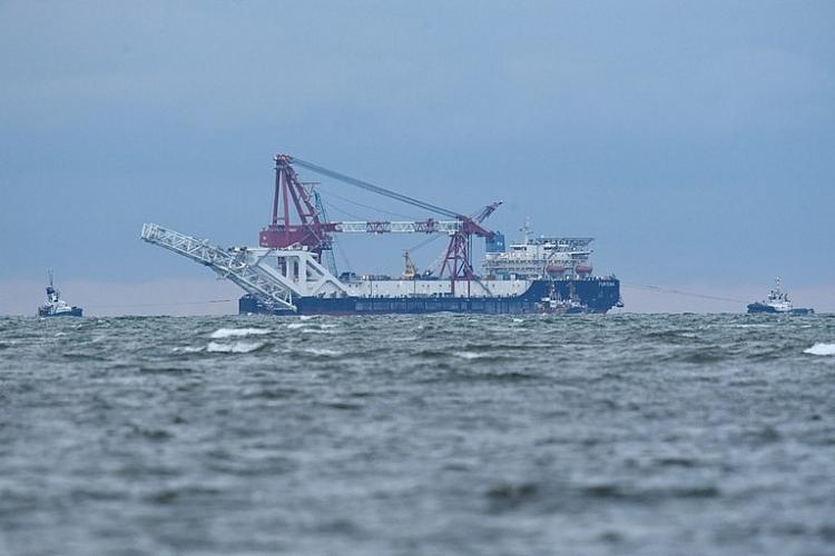 """Sau vụ tàu Fortuna của Nga bị trừng phạt, tiếp tục một công ty nữa """"bỏ rơi"""" Nord Stream 2"""