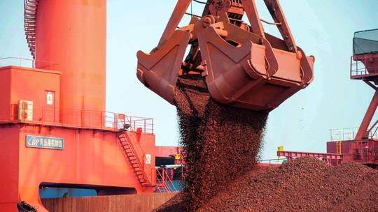 Trung Quốc nhập khẩu quặng sắt từ Ấn Độ cao nhất trong 9 năm để đáp ứng nhu cầu ngày càng tăng