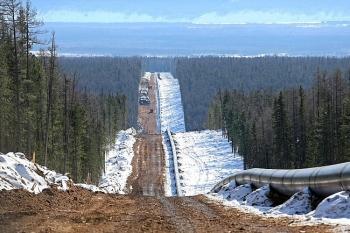 Gazprom thành lập công ty ở Mông Cổ để thiết kế đường ống dẫn khí đến Trung Quốc