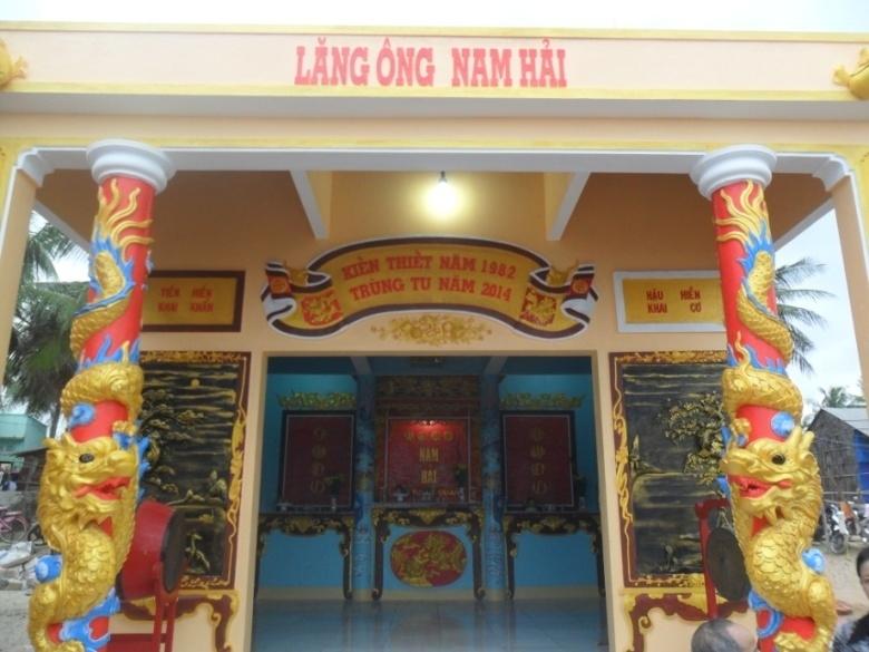 Lễ hội Lăng Ông Nam Hải - Phú Quốc