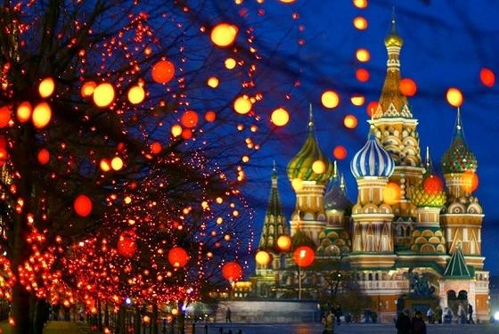 Tết cổ truyền nước Nga: thân thiện, độc đáo và thú vị