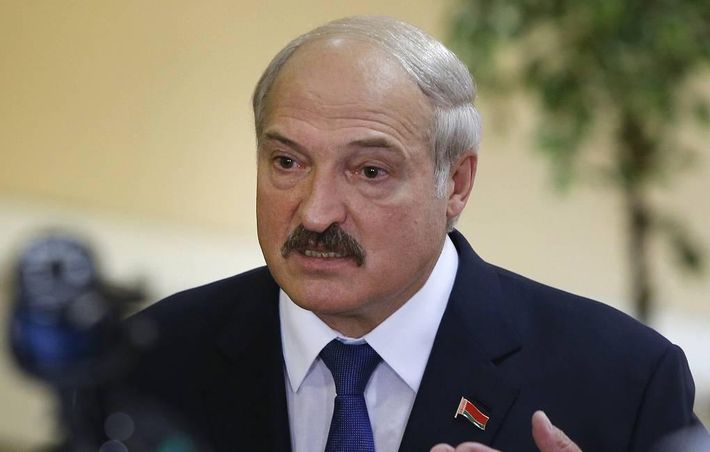 Tổng thống Belarus thông qua dự thảo thỏa thuận xuất khẩu các sản phẩm dầu với Nga