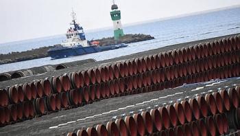 Đức phủ nhận việc đưa ra 'thỏa thuận bẩn' với Mỹ để bỏ lệnh trừng phạt đối với Nord Stream 2