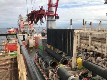 18 công ty châu Âu rút khỏi dự án Nord Stream 2 do lệnh trừng phạt của Mỹ