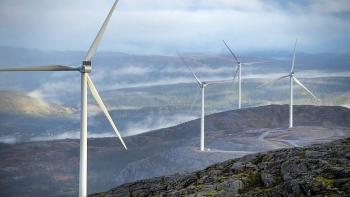 Sản lượng điện gió của Na Uy tăng mạnh trong năm 2020