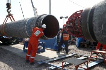 Mỹ tuyên bố không dễ gì thỏa hiệp trong xung đột về dự án Nord Stream 2