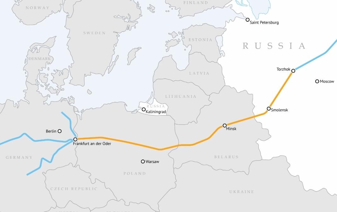Ba Lan tính đến chuyện nếu Nga từ bỏ hoặc hạn chế vận chuyển khí đốt qua nước này