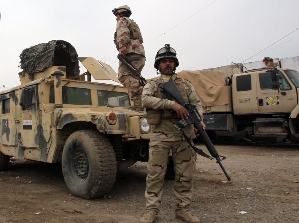 Khủng bố tấn công mỏ dầu ở Iraq