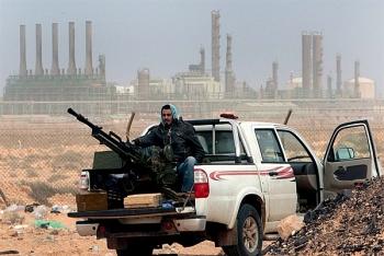 Libya cáo buộc UAE đứng sau vụ phong tỏa tàu chở dầu của nước này