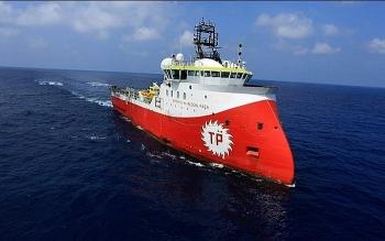 Thổ Nhĩ Kỳ đưa tàu thăm dò đến vùng biển được coi là vùng đặc quyền kinh tế của Síp