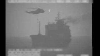 Mỹ cáo buộc Iran bắt giữ tàu của Liberia