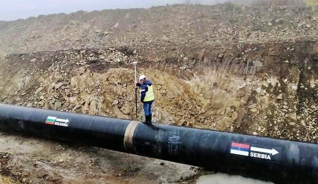 Đường ống Balkan Stream có tầm quan trọng to lớn đối với an ninh năng lượng