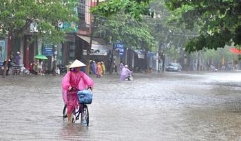 Dự báo thời tiết hôm nay ngày 5/11: Miền Trung nhiều nơi mưa to