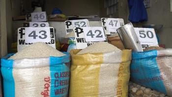 Philippines: Lạm phát tháng 10 tăng lên 2,5% do giá lương thực tăng