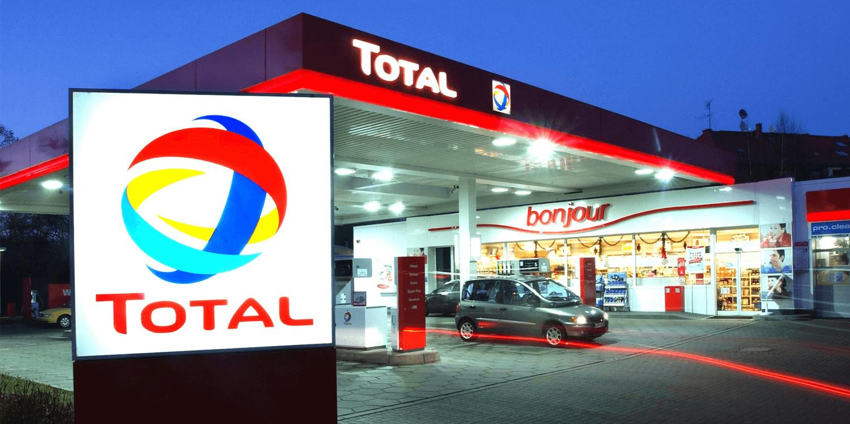 Total muốn bán cổ phần trong một số mỏ dầu ở Angola