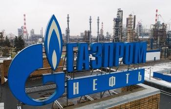 Công ty con của Gazprom tăng doanh thu quý 3