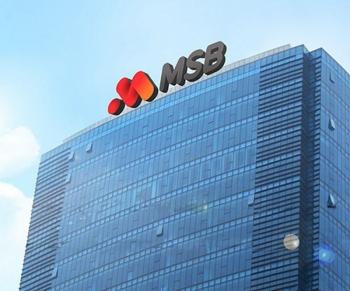 Cổ phiếu MSB lên sàn HOSE ngày 23/12/2020