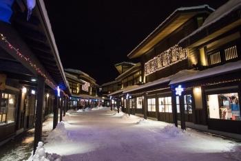 Niseko – Nhật Bản được chiếu sáng tuyệt đẹp vào mùa đông này