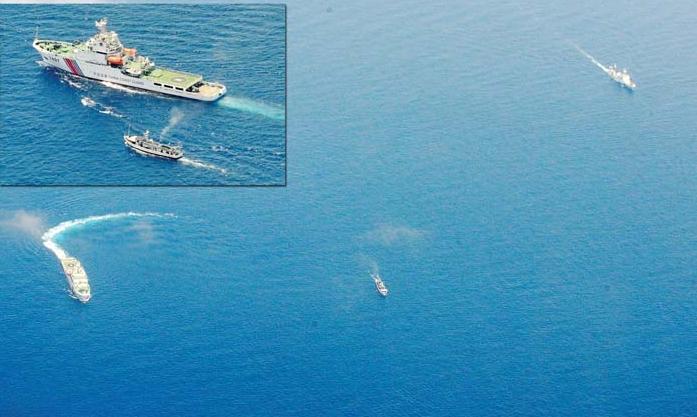 Năm 2015: Trung Quốc vẫn gây rối ở Biển Đông