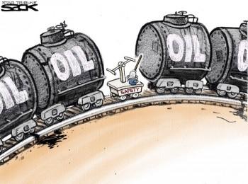 Các nước xuất khẩu dầu bên bờ vực thẳm