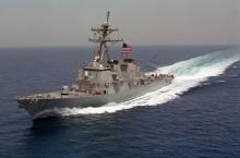 Lý lẽ không xong, Mỹ dùng tàu chiến răn đe Trung Quốc