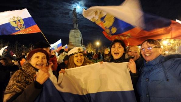 Dân Crimea nghĩ gì sau 1 năm trở về với Nga?