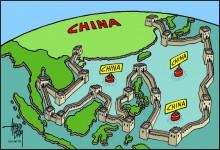 Trung Quốc ngày càng lộ rõ bộ mặt của kẻ giang hồ