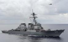 Sự kiện USS Curtis: Trung Quốc vẫn chưa hết cay cú!