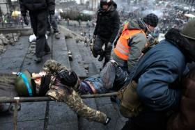 """Phe đối lập Ukraine chơi """"trò bẩn""""?"""