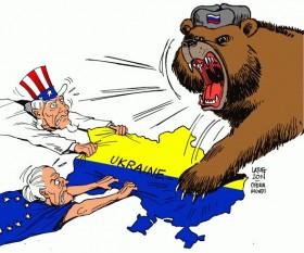 """Phương Tây sẽ đỡ """"phát súng"""" đầu tiên của Putin như thế nào?"""