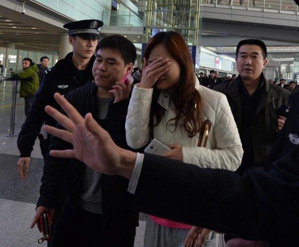 Có hành khách là người Duy Ngô Nhĩ trên máy bay bị rơi?
