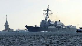 Nga cảnh báo sự hiện diện của tàu chiến Mỹ ở Biển Đen