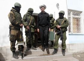 Ukraine sẽ rút quân khỏi Crimea, rời SNG