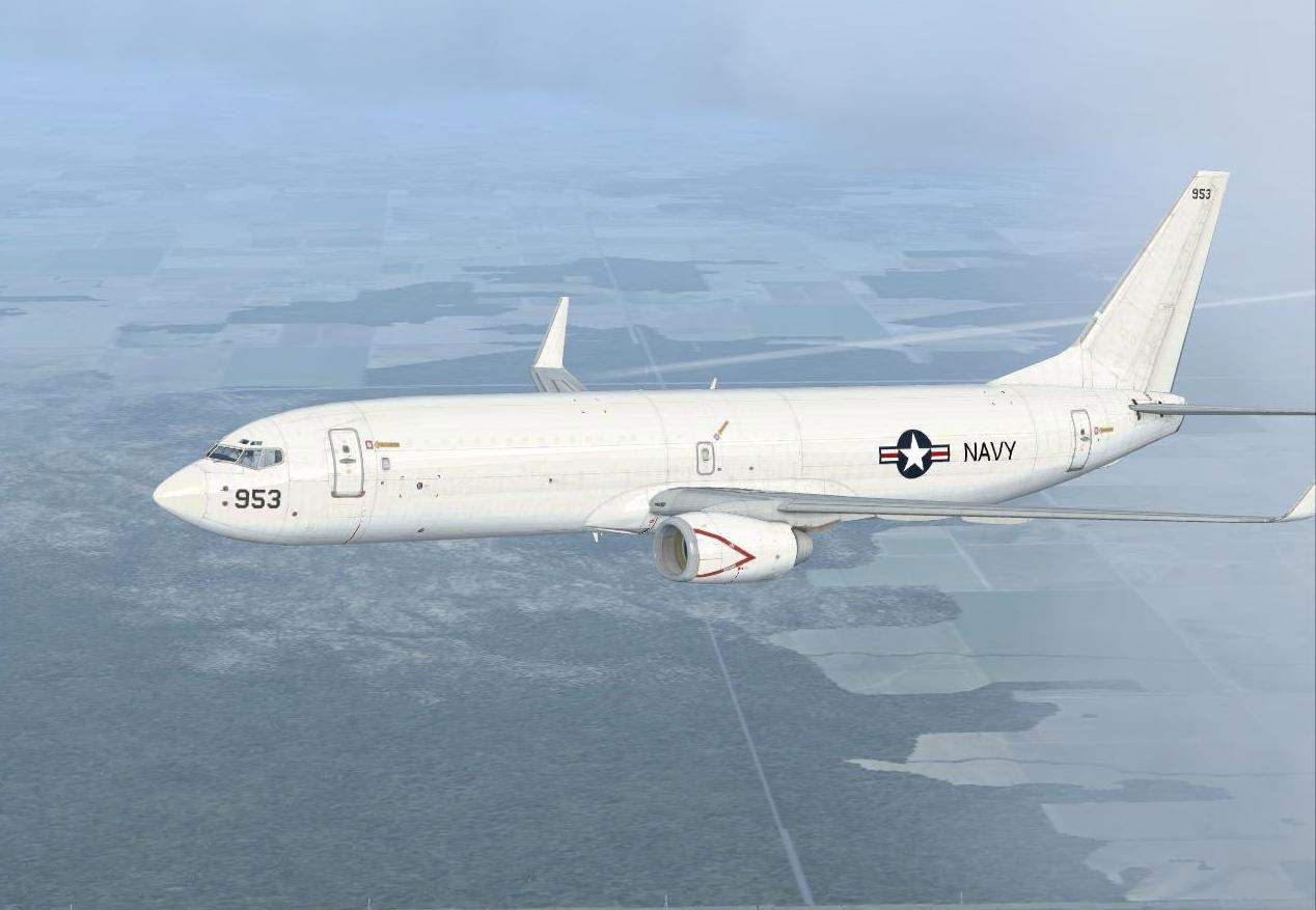 Mỹ công khai bay do thám ở Biển Đông