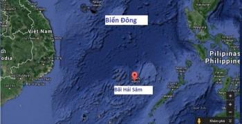 """Trung Quốc """"chiếm"""" bãi Hải Sâm ở quần đảo Trường Sa!"""