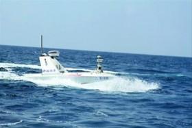 Trung Quốc đưa tàu thám trắc không người lái xuống Biển Đông