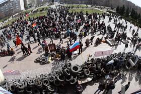 Nga kêu gọi Kiev ngừng động binh ở đông nam Ukraine