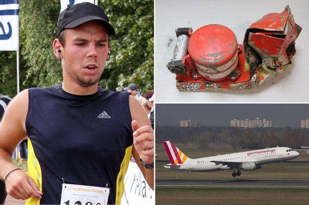 """Phát hiện """"sốc"""" về cơ phó máy bay Germanwings"""