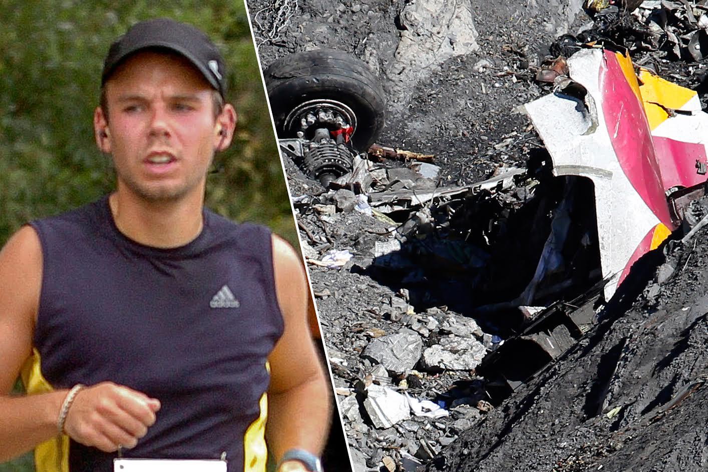 """Vụ rơi máy bay ở Pháp: Cơ phó đã """"đầu độc"""" cơ trưởng?"""